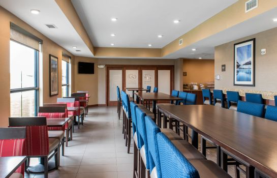 Restaurante Comfort Suites Billings
