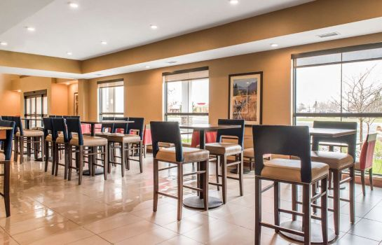 Restaurant Comfort Suites Billings