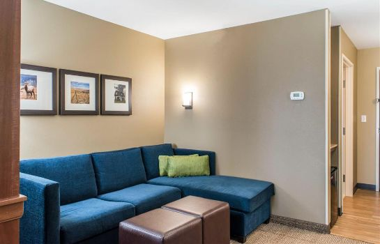 Suite Comfort Suites Billings