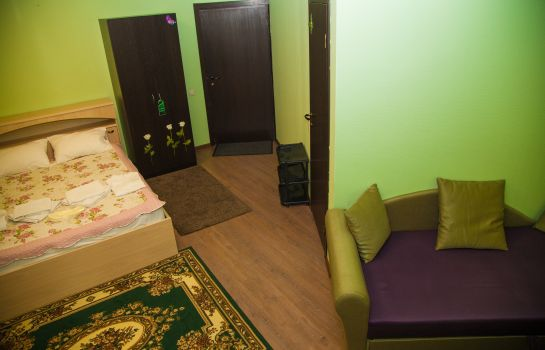 Single room (superior) Oblaka Hotel