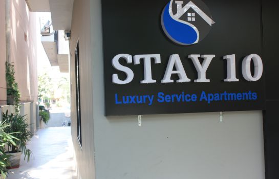 Certificaat/logo Stay 10 Service Apartment