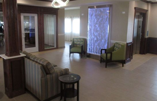 Hol hotelowy BEST WESTERN PLUS GALVESTON ST