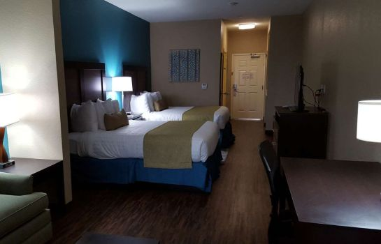 Suite BEST WESTERN PLUS GALVESTON ST
