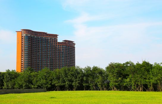 Vista esterna Mangrove Tree Resort World Qingdao
