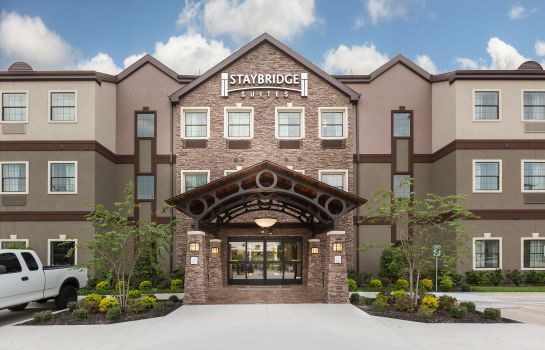 Exterior view Staybridge Suites HOUSTON I-10 WEST-BELTWAY 8