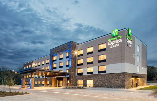 Buitenaanzicht Holiday Inn Express & Suites EAST PEORIA - RIVERFRONT