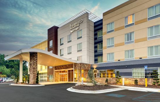 Außenansicht Fairfield Inn & Suites Atlanta Stockbridge
