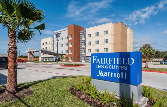 Außenansicht Fairfield Inn & Suites Houston Northwest/Willowbrook