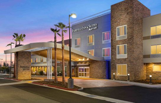 Vista exterior Fairfield Inn & Suites Sacramento Folsom