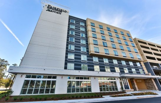 Vista esterna Fairfield Inn & Suites Savannah Midtown