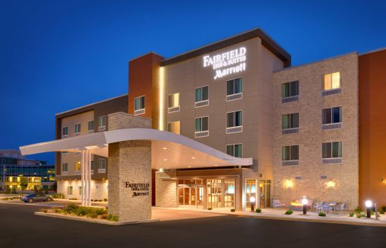 Außenansicht Fairfield Inn & Suites Salt Lake City Midvale