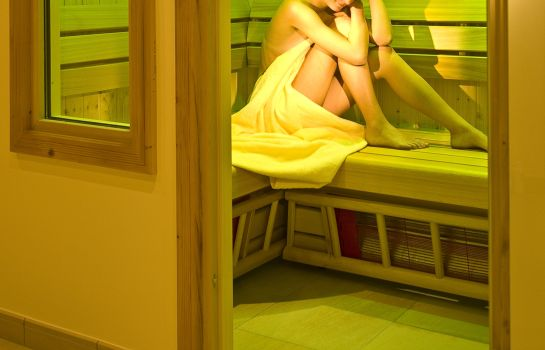 Sauna Anthony´s Alpin Hotel