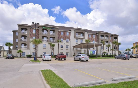 Vista esterna Holiday Inn Express & Suites CORPUS CHRISTI-N PADRE ISLAND