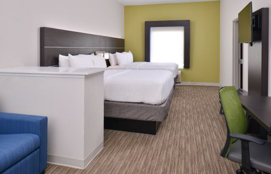 Habitación Holiday Inn Express & Suites CORPUS CHRISTI-N PADRE ISLAND