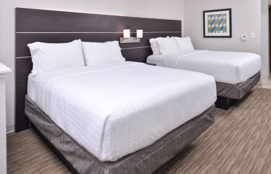 Kamers Holiday Inn Express & Suites CORPUS CHRISTI-N PADRE ISLAND