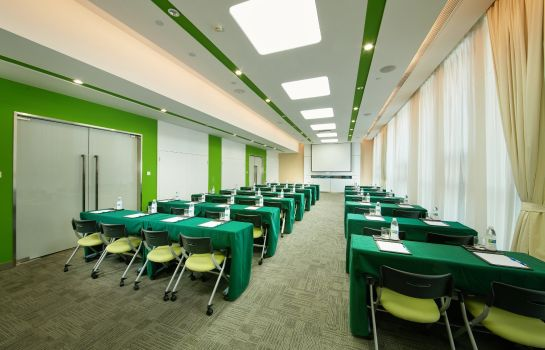 Sala konferencyjna Holiday Inn Express LESHAN CITY SQUARE