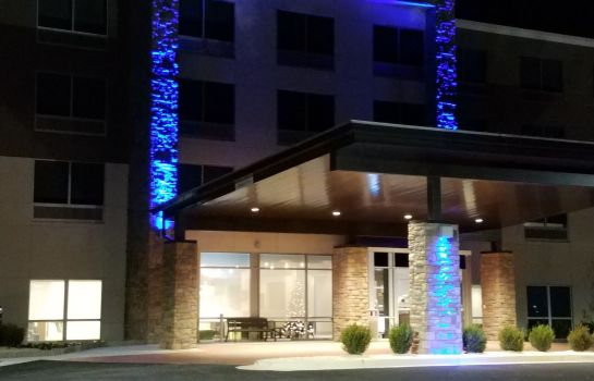 Vista exterior Holiday Inn Express & Suites DECATUR