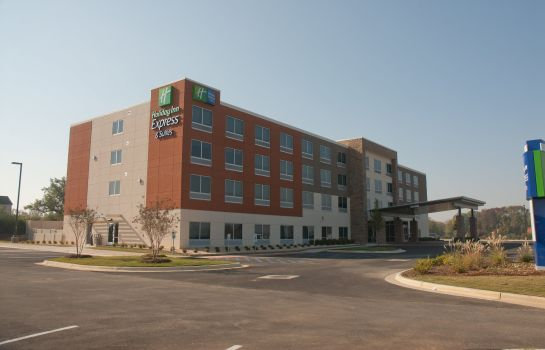 Exterior view Holiday Inn Express & Suites DECATUR
