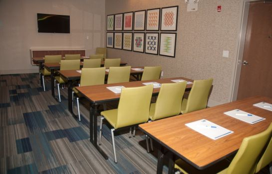 Conference room Holiday Inn Express & Suites DECATUR