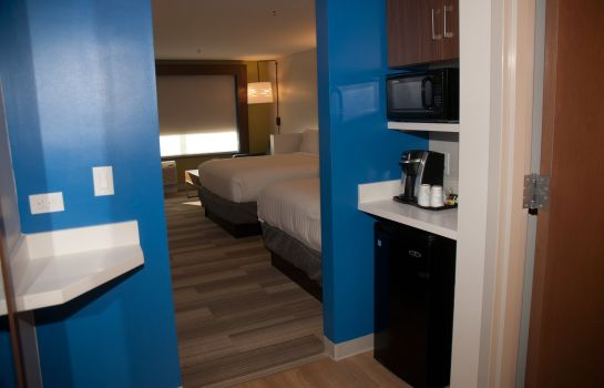 Zimmer Holiday Inn Express & Suites DECATUR