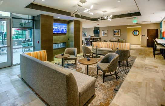 Hotelhalle Staybridge Suites DENVER DOWNTOWN