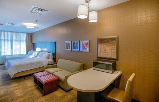 Zimmer Staybridge Suites DENVER DOWNTOWN