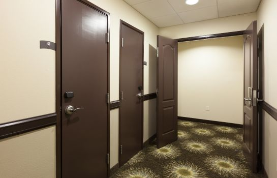 Vestíbulo del hotel Staybridge Suites HOUSTON I-10 WEST-BELTWAY 8