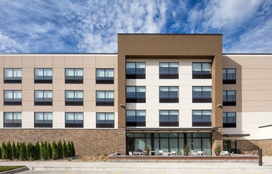 Vista esterna Holiday Inn Express & Suites EAST PEORIA - RIVERFRONT