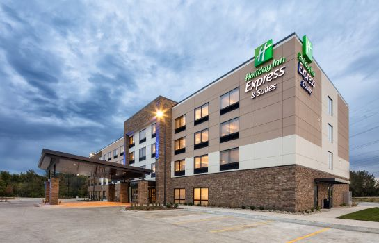 Vista exterior Holiday Inn Express & Suites EAST PEORIA - RIVERFRONT