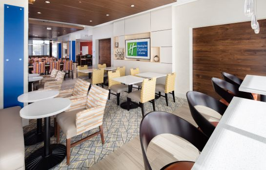 Restaurant Holiday Inn Express & Suites EAST PEORIA - RIVERFRONT