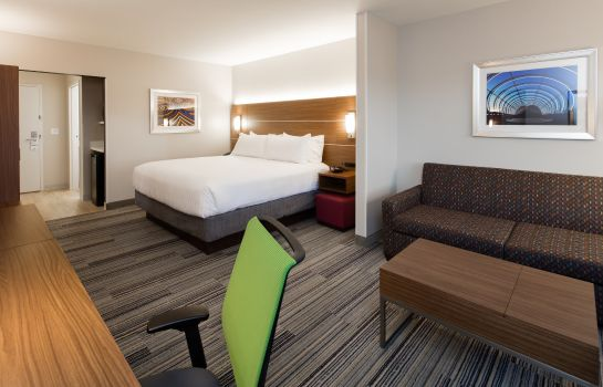 Suite Holiday Inn Express & Suites EAST PEORIA - RIVERFRONT