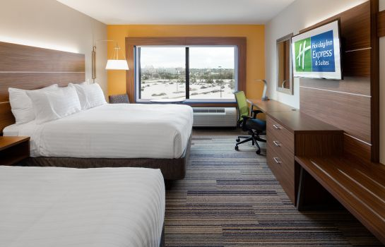 Pokój Holiday Inn Express & Suites EAST PEORIA - RIVERFRONT