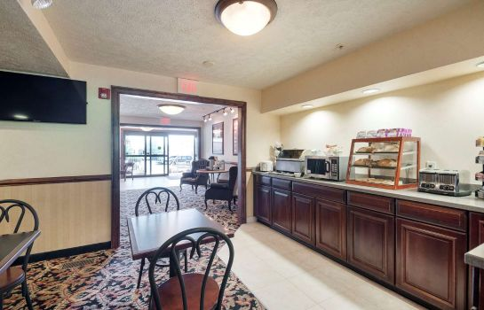 Restauracja Rodeway Inn and Suites