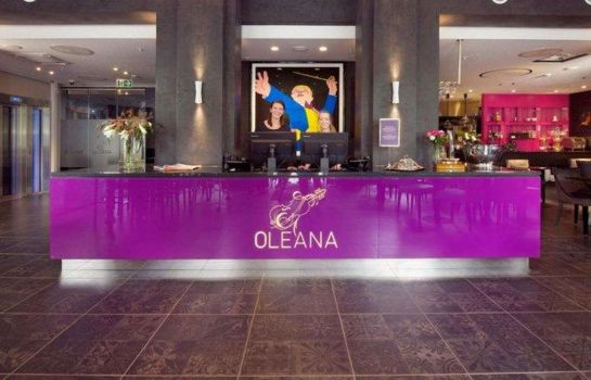Lobby an Ascend Hotel Collection Member Hotel Oleana