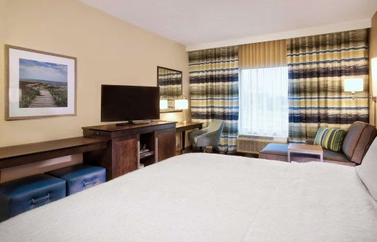 Bar del hotel Hampton Inn & Suites Baltimore/Aberdeen