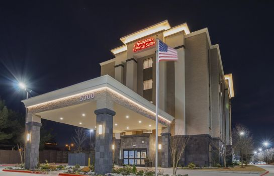 Vue extérieure Hampton Inn - Suites Colleyville DFW West