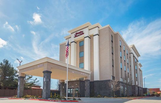 Exterior view Hampton Inn - Suites Colleyville DFW West