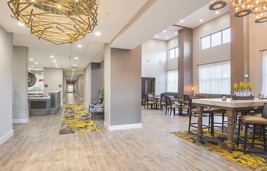 Lobby Hampton Inn - Suites Colleyville DFW West