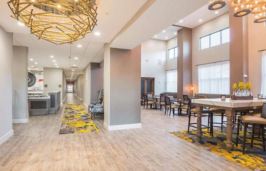 Hall de l'hôtel Hampton Inn - Suites Colleyville DFW West