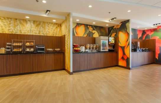 Restaurant Fairfield Inn & Suites Alexandria