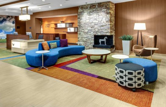 Hotelhalle Fairfield Inn & Suites Atlanta Stockbridge