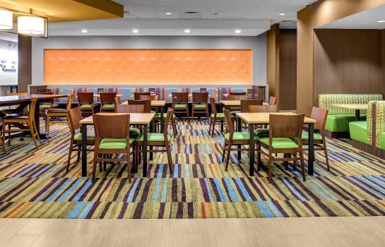 Restauracja Fairfield Inn & Suites Atlanta Stockbridge