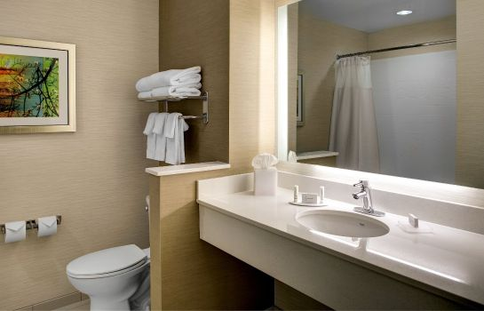 Zimmer Fairfield Inn & Suites Atlanta Stockbridge