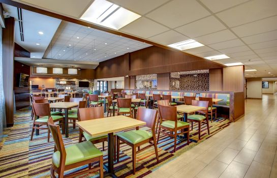 Restauracja Fairfield Inn & Suites Springfield Holyoke
