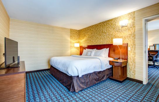 Suite Fairfield Inn & Suites Springfield Holyoke