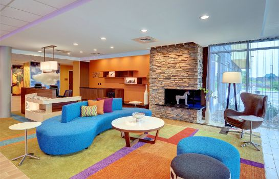 Hall Fairfield Inn & Suites Nashville MetroCenter
