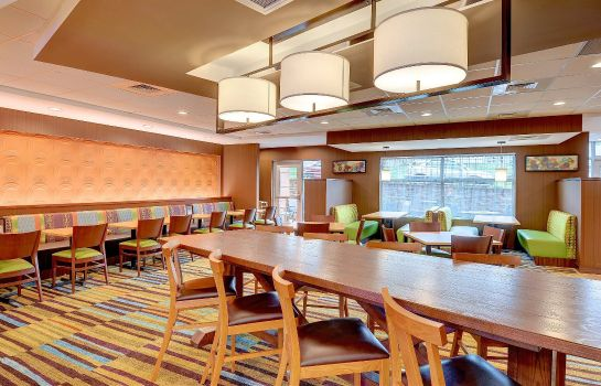 Restauracja Fairfield Inn & Suites Nashville MetroCenter