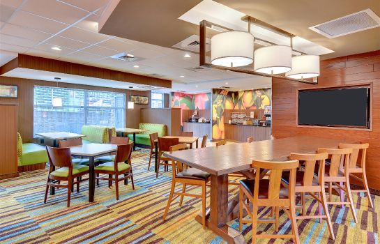 Restaurant Fairfield Inn & Suites Nashville MetroCenter