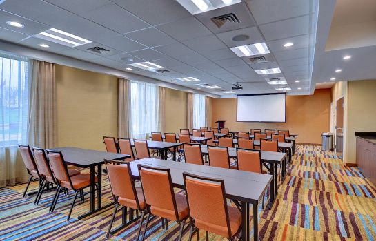 Sala congressi Fairfield Inn & Suites Nashville MetroCenter