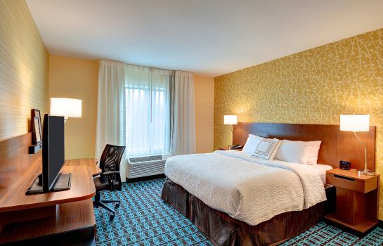 Chambre Fairfield Inn & Suites Nashville MetroCenter